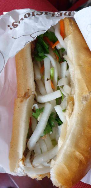 越南法國麵包
