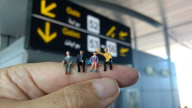 金門自由行松山機場提前等候時間