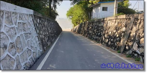 北山海堤(石蚵田)