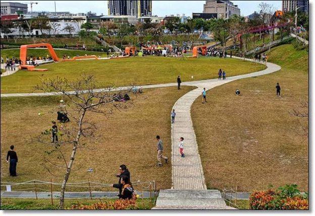 桃園親子景點風禾公園